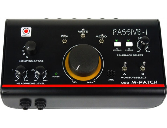 SM Pro Audio M-Patch Passive-1