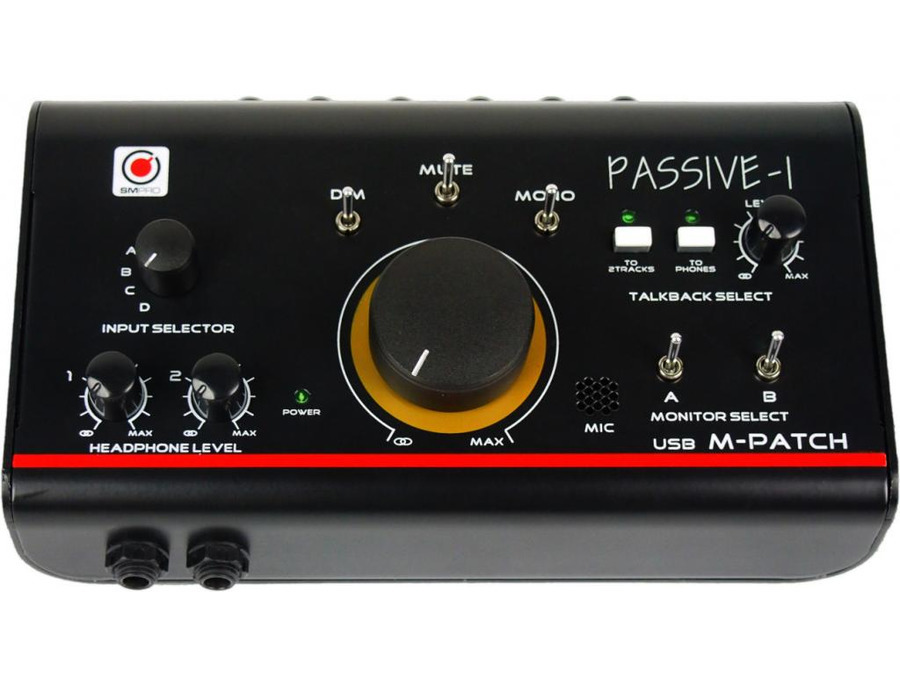 SM Pro Audio M-Patch Passive-1