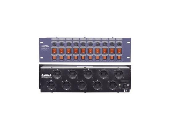 Showtec DJ Switch 10F