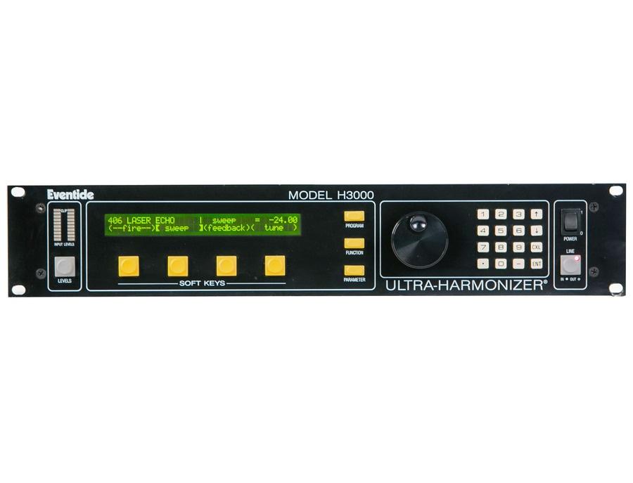 Eventide h3000 ultra harmonizer effects processor xl