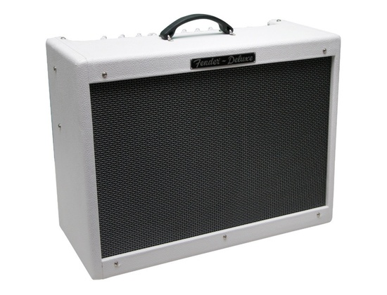 """Fender Hot Rod Deluxe """"White Lightning"""""""