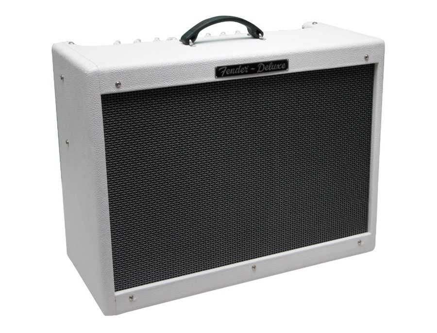 "Fender Hot Rod Deluxe ""White Lightning"""