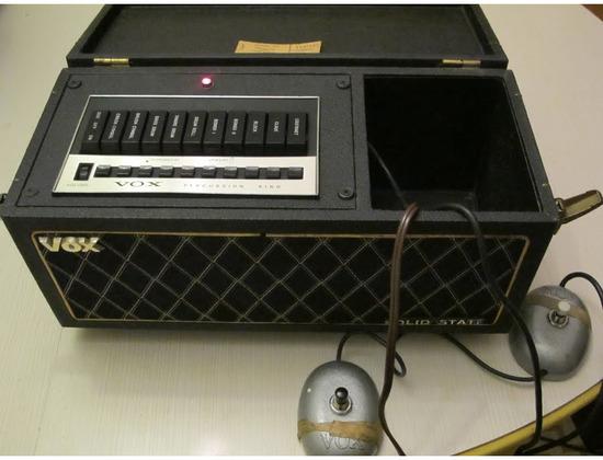 Vox Percussion King drum machine 1967