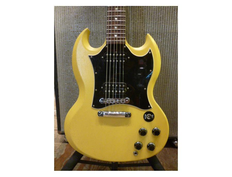 Gibson SG Special TV Yellow