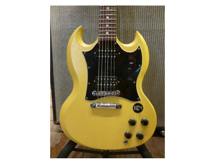 Gibson SG Special TV Yellow