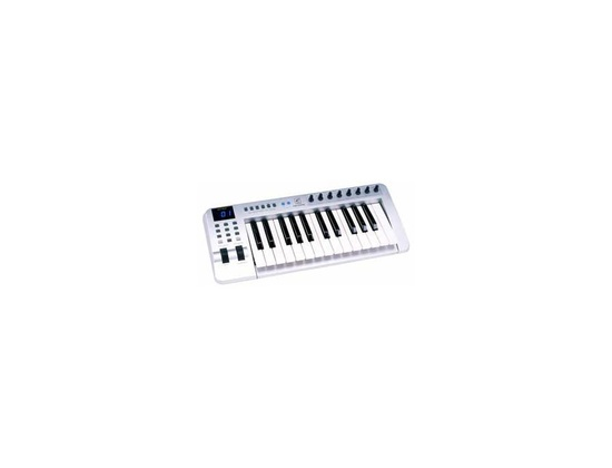 evolution mk 225 midi keyboard reviews prices equipboard. Black Bedroom Furniture Sets. Home Design Ideas
