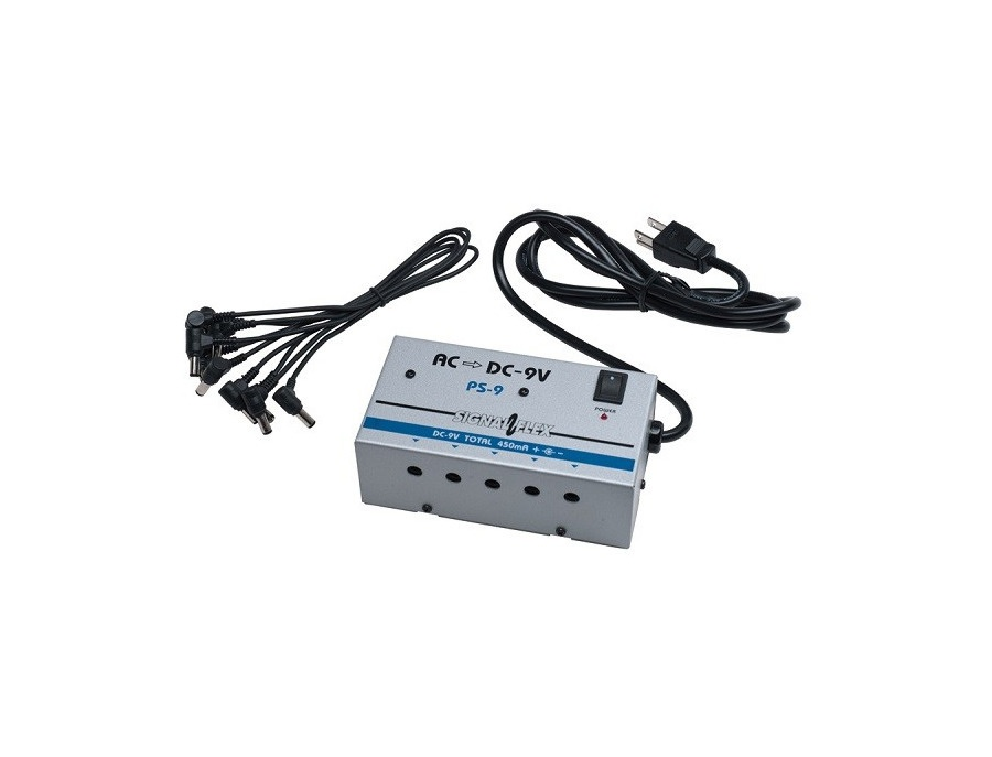 Signal Flex PS-9 Power Supply