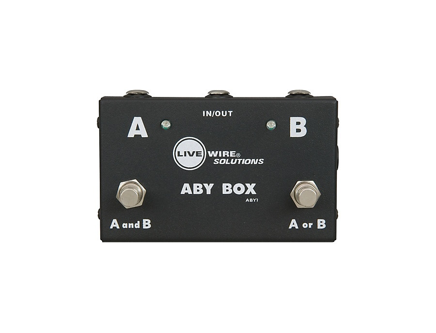 Livewire ABY Switch