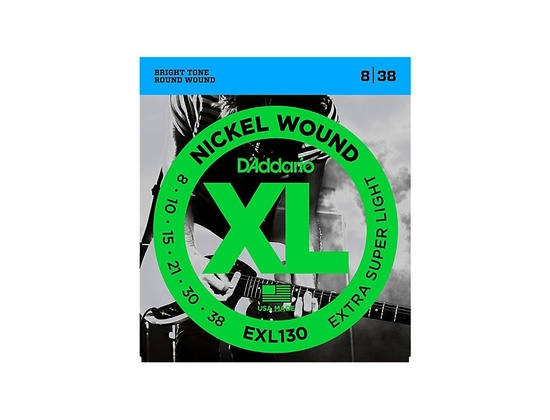 D'addario Super Extra Light