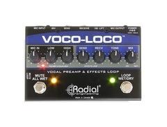 Radial engineering voco loco effects switcher s