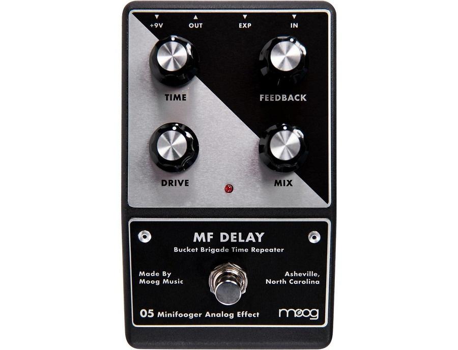Moog minifooger mf delay xl