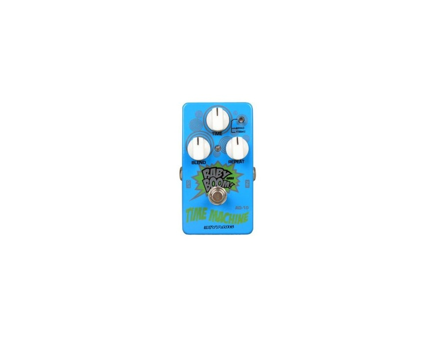 Biyang AD-10 Guitar Bass Effects Pedal Delay Pedal Echo TIME MACHINE