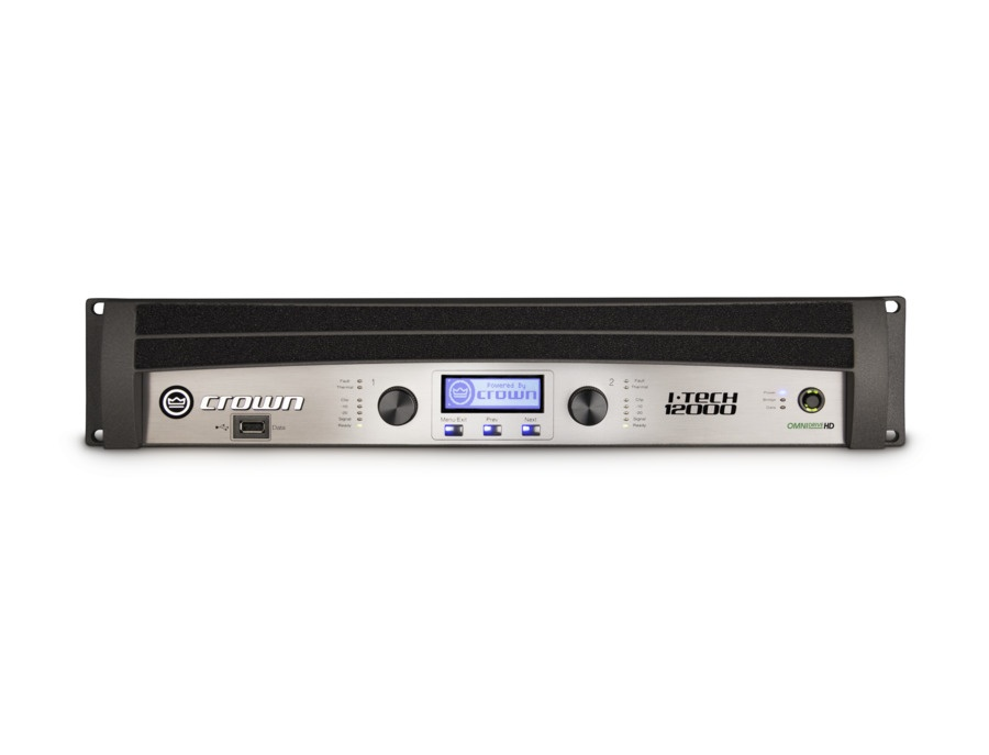 Crown Audio I-Tech 12000HD Two-channel 4500W Power Amplifier