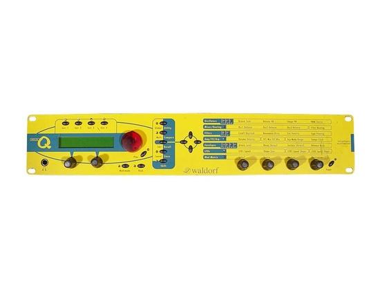 Waldorf micro Q (Yellow)