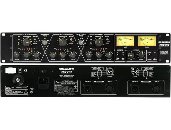 Drawmer 1973 (3-band FET Stereo Compressor)