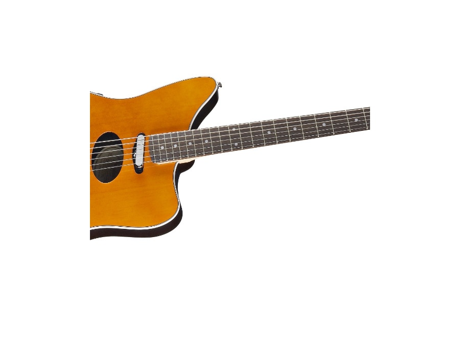 fender jzm deluxe acoustic electric guitar reviews prices equipboard. Black Bedroom Furniture Sets. Home Design Ideas