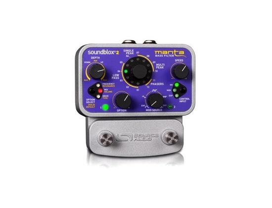 Source Audio Soundblox 2 Manta Bass Filter