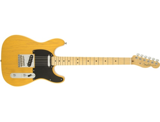 2015 Telecaster Double Cut
