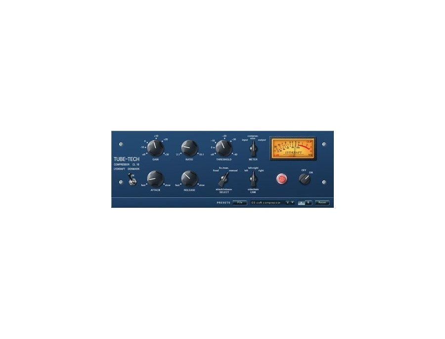 TC Electronic Tube Tech CL 1B Powercore Plugin