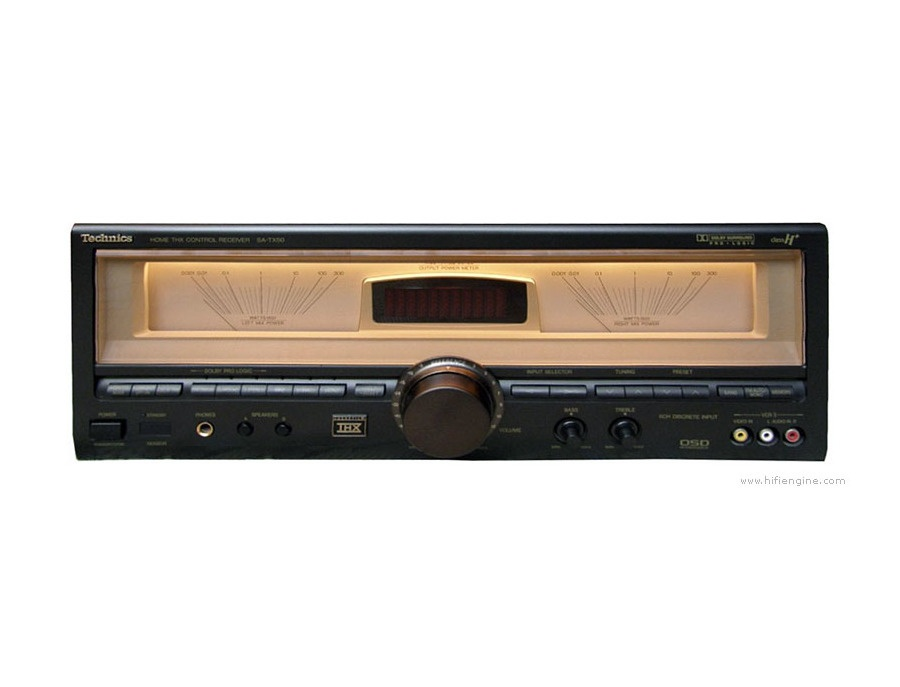 Technics sa tx50 amplifier xl