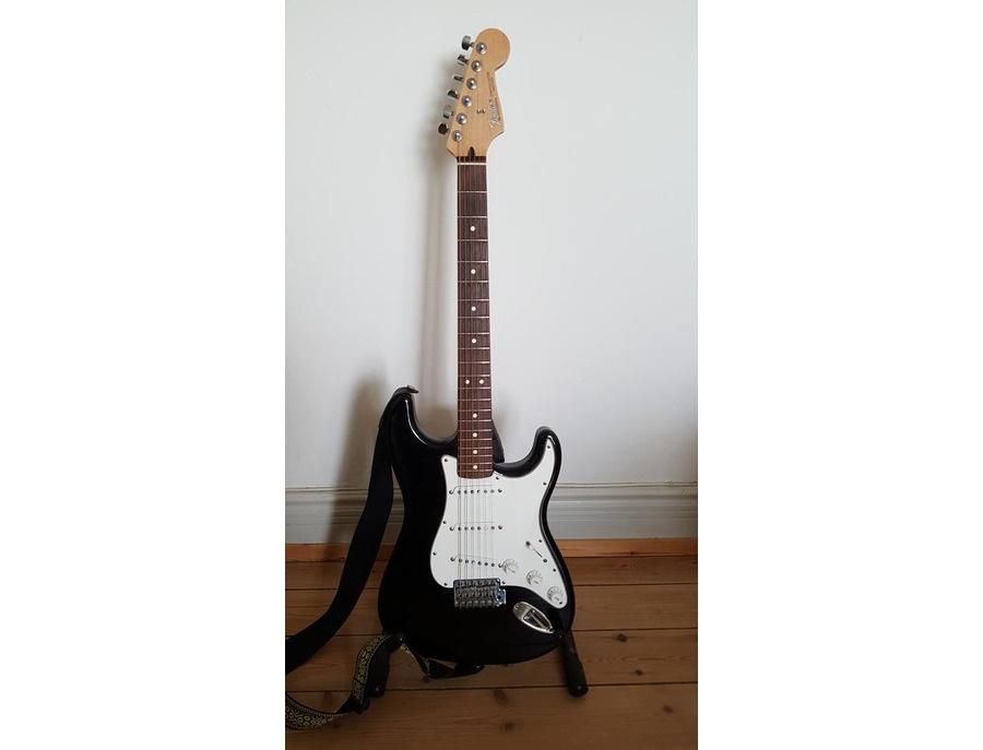 Fender Mexican Standard Stratocaster Black