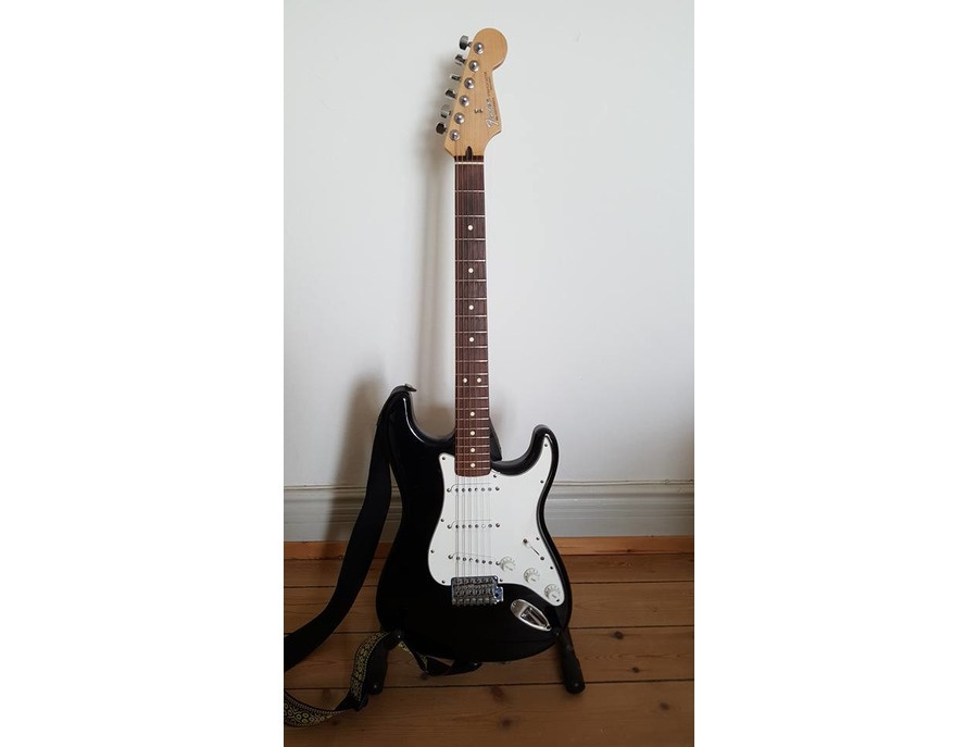 Fender Mexican Standard Stratocaster Black