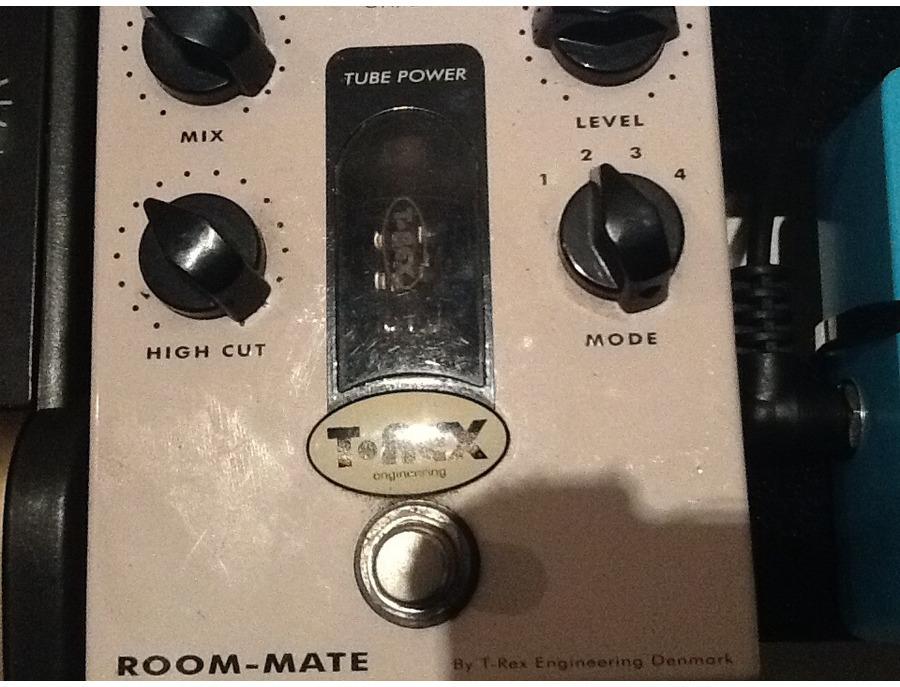 T Rex Reverb Room-Mate
