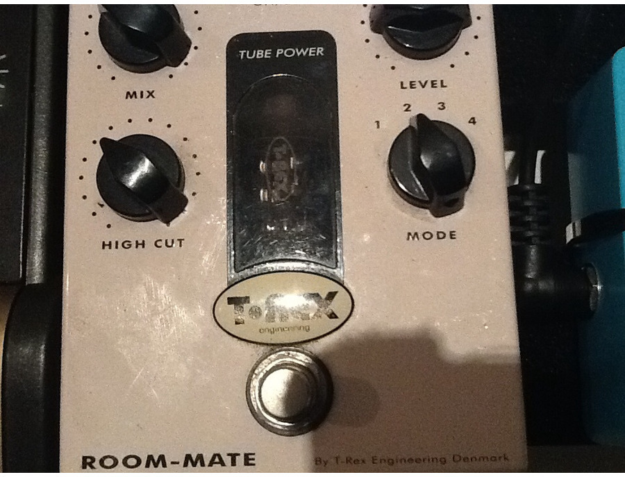 T Rex Reverb Room-Mate