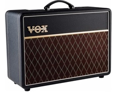 Vox ac10c1 10w 1x10 tube guitar combo amp s