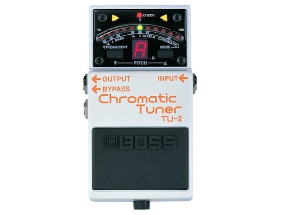 Boss TU-2 Chromatic Tuner