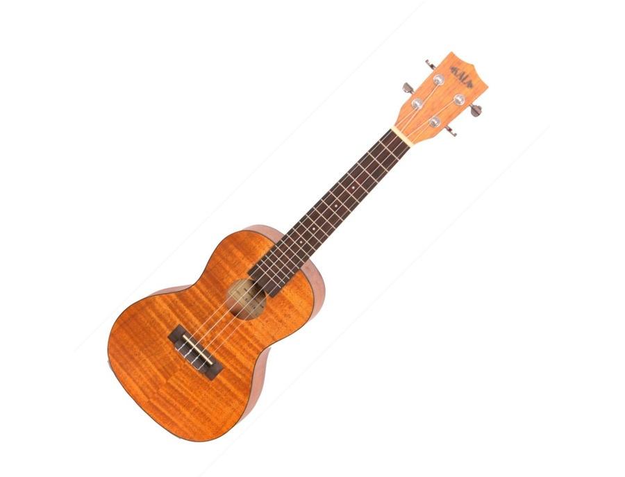 Kala ka cem exotic mahogany concert ukulele xl