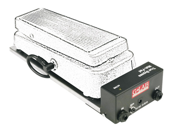 G-Lab True Bypass Wah Pad
