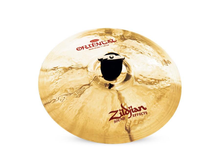 "Zildjian 11"" FX Oriental ""Trash"" Splash"