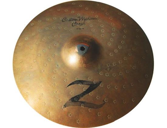 """Zildjian Z 16"""" Custom Medium Crash"""