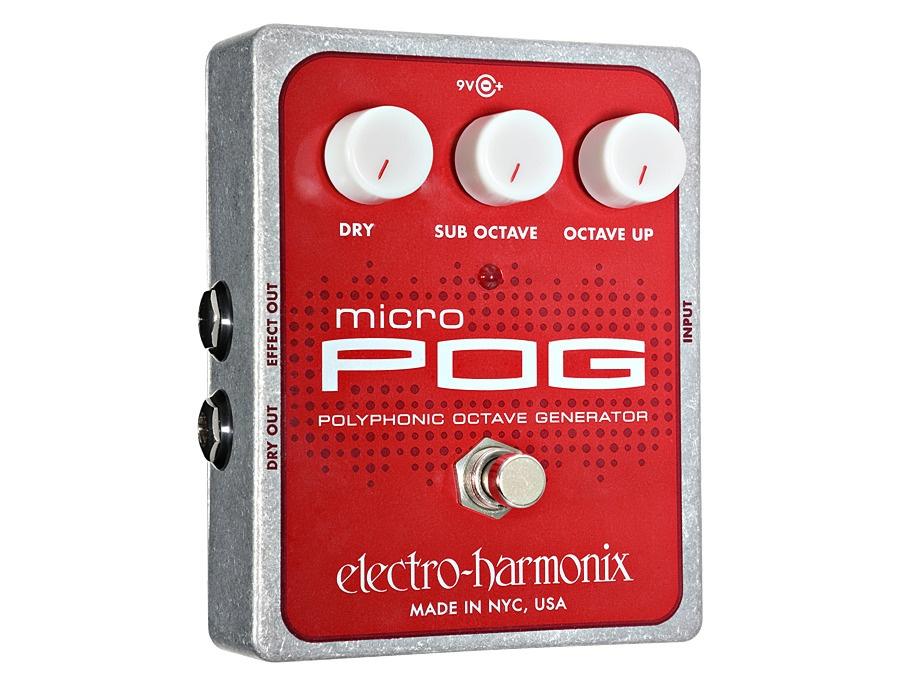 Electro harmonix micro pog xl