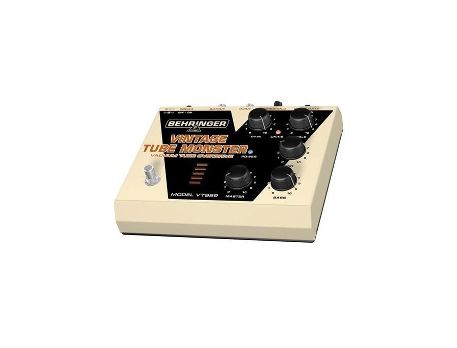 behringer vt999 vintage tube monster pedal