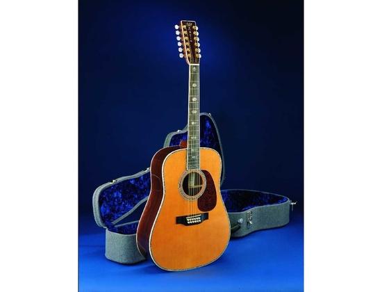 Martin Limited Edition D12-42RM Roger McGuinn 12-String guitar