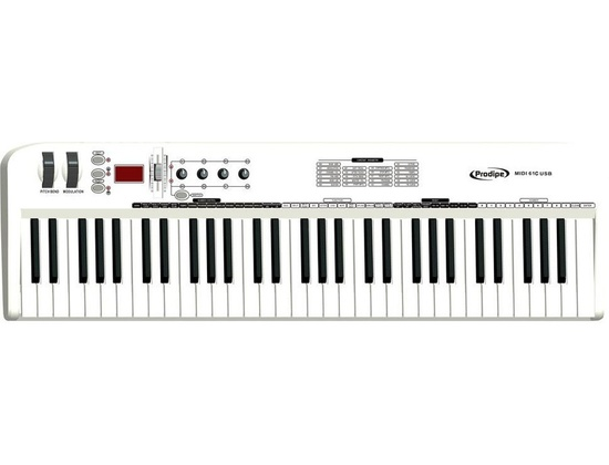 Prodipe MIDI USB Keyboard 49C