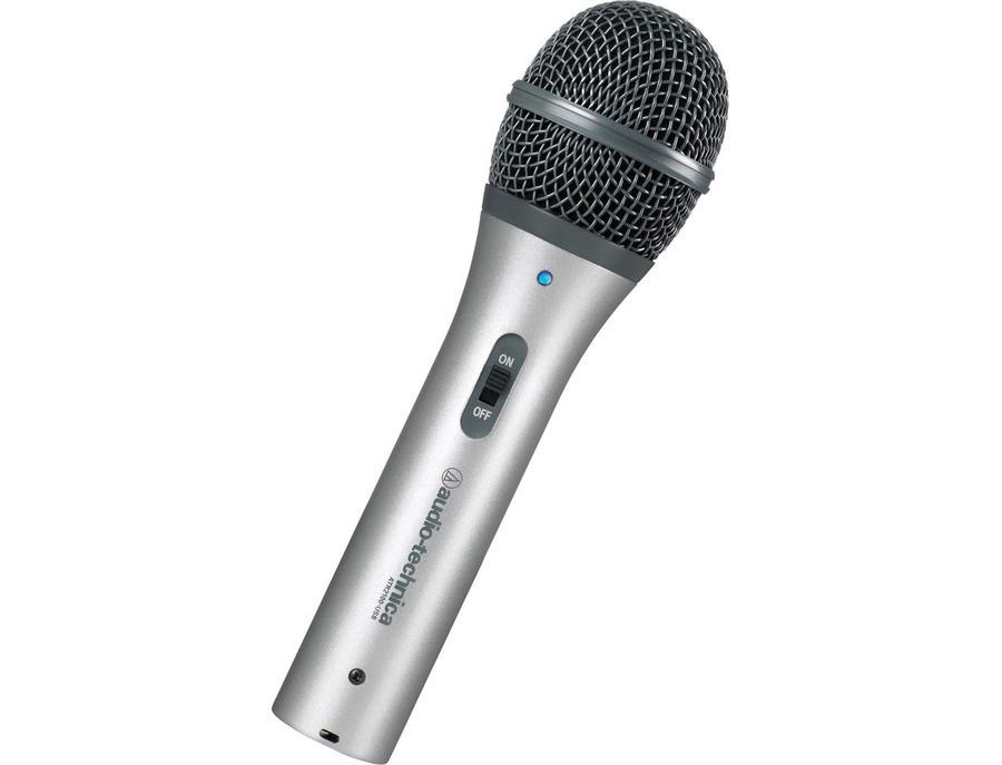 Audio-Technica ATR2100-USB Cardioid Dynamic USB/XLR Microphone