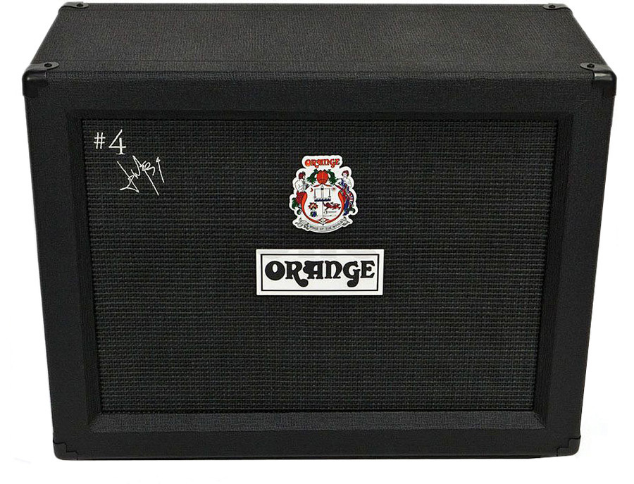 ORANGE Jim Root Signature #4 PPC212