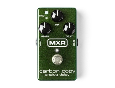 MXR Carbon Copy Analog Delay