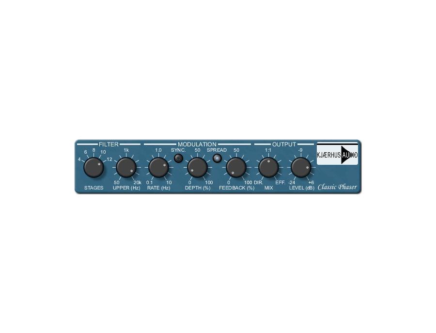 Kjaerhus Audio Classic Phaser