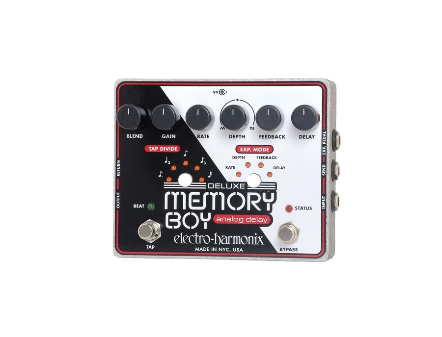 Electro harmonix deluxe memory boy xl