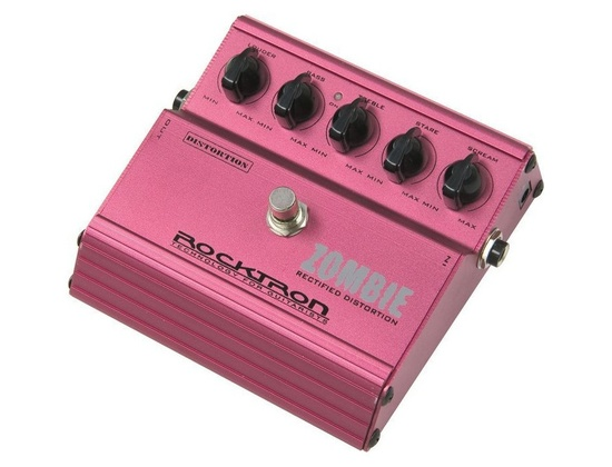 Rocktron Zombie Rectified Distortion