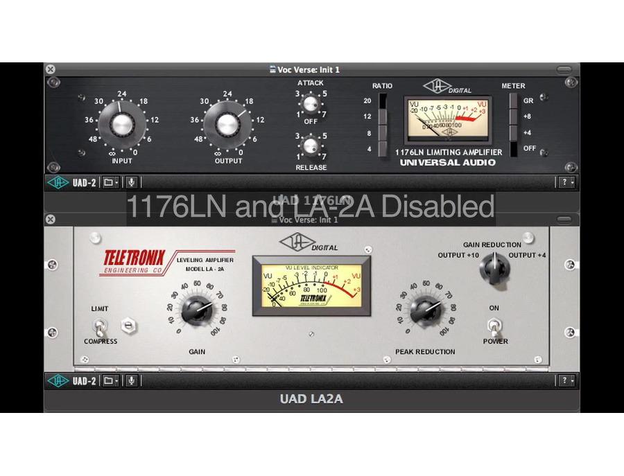 UAD Teletronix LA-2A Gray