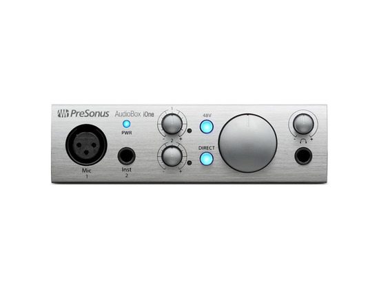 PreSonus AudioBox iOne Platinum Limited Edition