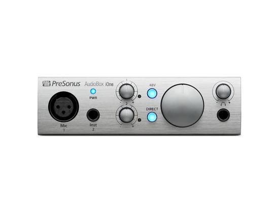 PreSonus AudioBox iOne Platinum Limited Edition