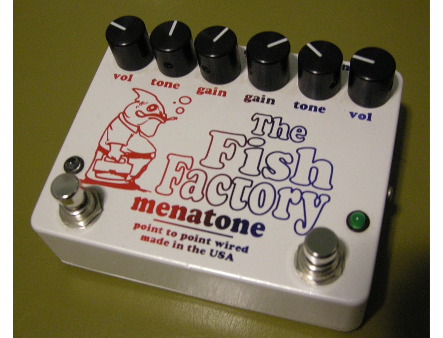 Menatone Fish Factory