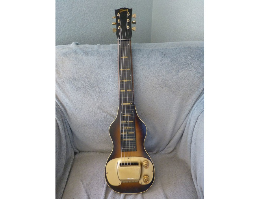 1955 Gibson BR6 Lap Steel