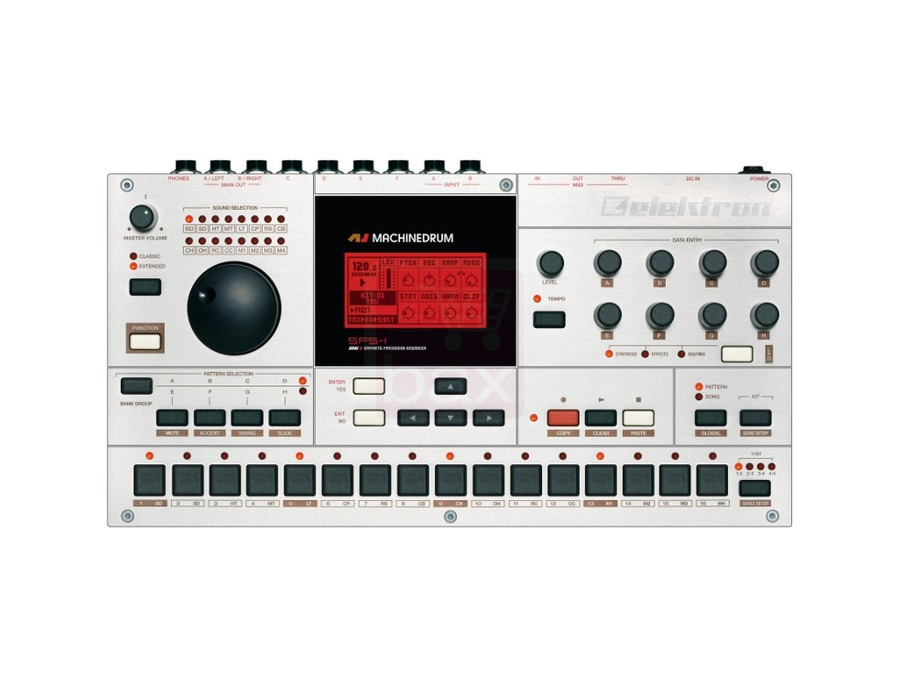 Elektron Machinedrum SPS-1 MKI Drum Synth/Sequencer